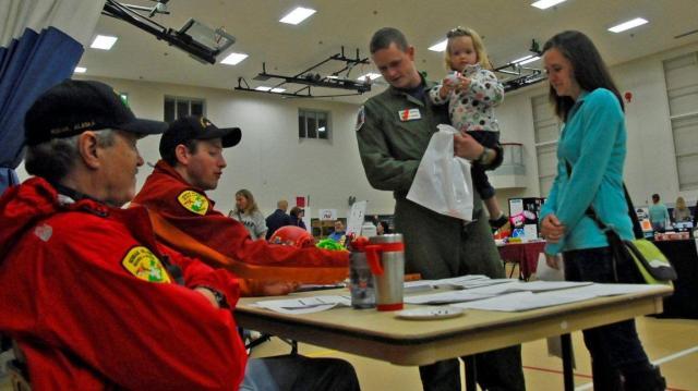 KISAR Participates at 2013 Base Kodiak Welcome Aboard